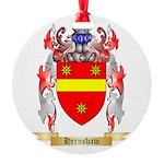Hernshaw Round Ornament