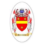Hernshaw Sticker (Oval 50 pk)