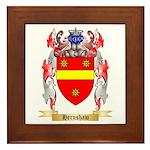 Hernshaw Framed Tile