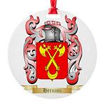 Hernanz Round Ornament