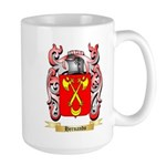 Hernando Large Mug