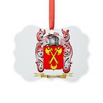 Hernando Picture Ornament