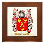 Hernando Framed Tile