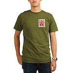 Hernandez Organic Men's T-Shirt (dark)