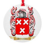 Hernandez Round Ornament