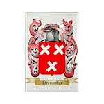 Hernandez Rectangle Magnet (100 pack)
