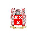 Hernandez Sticker (Rectangle)