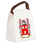 Hernandez Canvas Lunch Bag