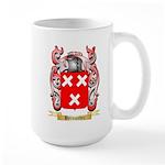 Hernandez Large Mug