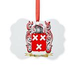 Hernandez Picture Ornament