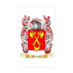 Hernan Sticker (Rectangle 50 pk)