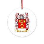 Hernan Ornament (Round)