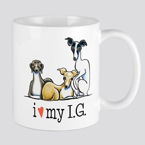 IG Lover Mugs