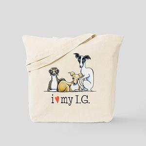 IG Lover Tote Bag