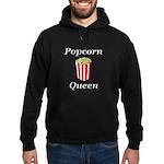 Popcorn Queen Hoodie (dark)