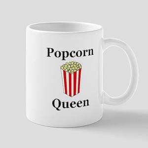 Popcorn Queen Mug