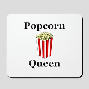 Popcorn Queen Mousepad
