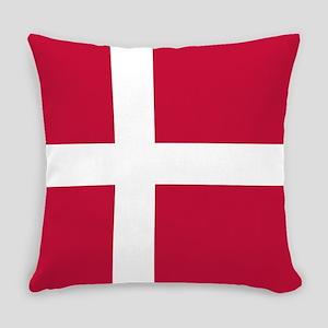 Danish Flag Master Pillow