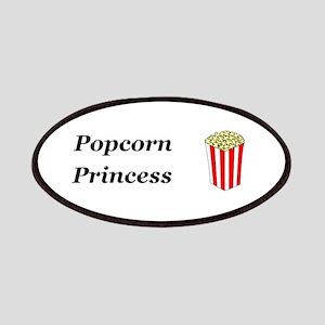 Popcorn Princess Patches