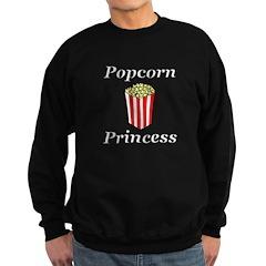 Popcorn Princess Sweatshirt (dark)