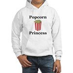 Popcorn Princess Hooded Sweatshirt