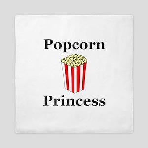 Popcorn Princess Queen Duvet