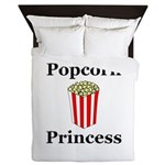 Popcorn Princess Queen Duvet