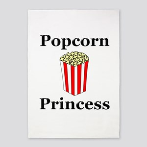 Popcorn Princess 5'x7'Area Rug
