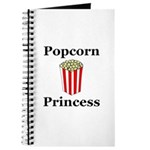 Popcorn Princess Journal