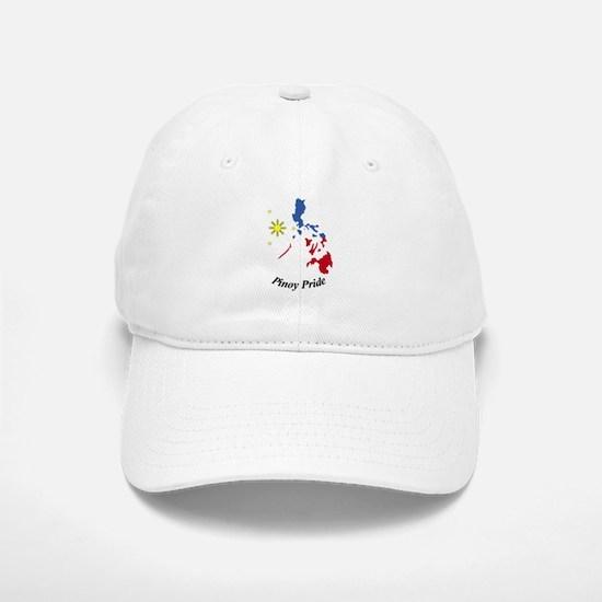 Pinoy Pride Map Cap