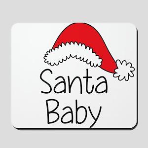 Santa Baby Mousepad