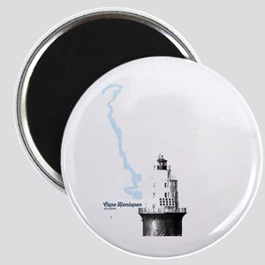 Cape Henlopen - Lighthouse. Magnet