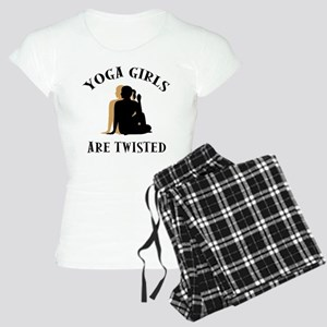 yoga124light Women's Light Pajamas