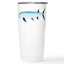 Xiphactinus audax fish Travel Mug