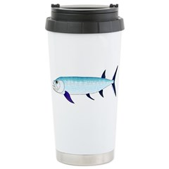Xiphactinus audax fish Travel Mug