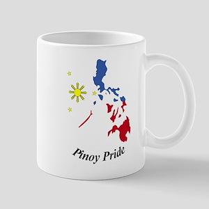 Pinoy Pride Map Mug