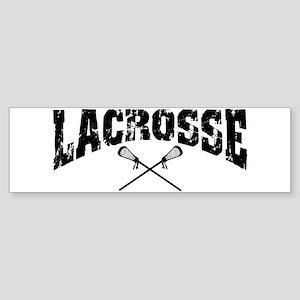 lacrosse22 Bumper Sticker