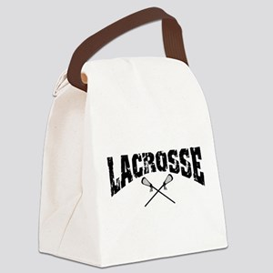 lacrosse22 Canvas Lunch Bag