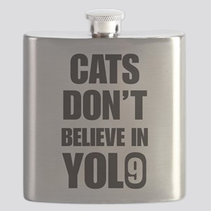 Cats Yolo Flask