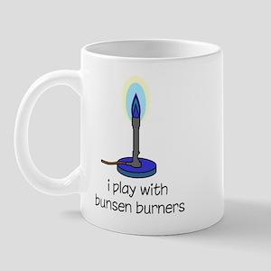 I Play with Bunsen Burners Mug