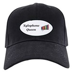 Xylophone Queen Black Cap