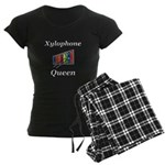 Xylophone Queen Women's Dark Pajamas