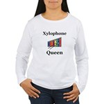 Xylophone Queen Women's Long Sleeve T-Shirt