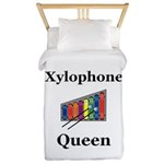 Xylophone Queen Twin Duvet