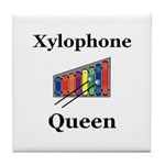 Xylophone Queen Tile Coaster