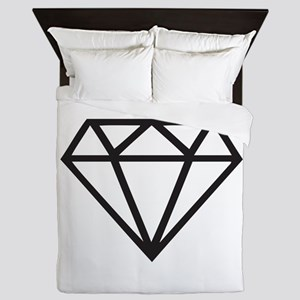Diamond Queen Duvet