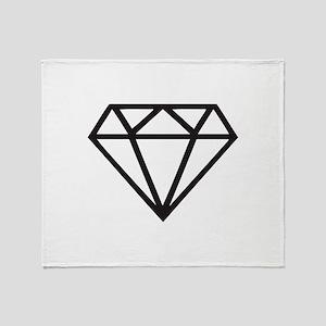 Diamond Throw Blanket
