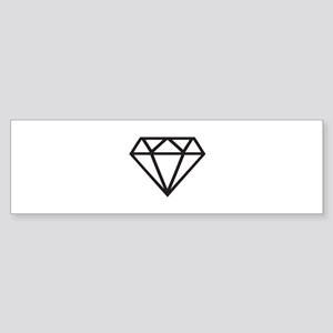 Diamond Bumper Sticker