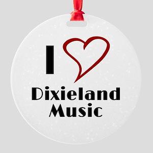 Dixieland Ornament