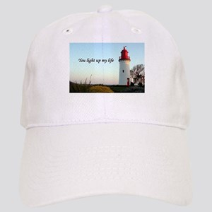 You light up my life: lighthouse, Portland, Vi Cap